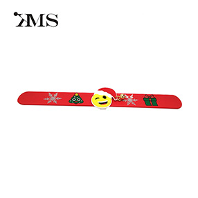 Wholesale cheap red Christmas cheap custom silicone