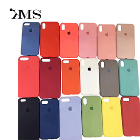 silicone case any color welcome show
